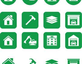 #10 cho Design icons / pictograms (real estate) bởi Rendra5