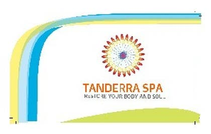 #14 for Design a Logo for Tanderra Spa af cristinandrei