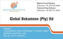 Graphic Design Contest Entry #11 for Design a letterhead and business cards for a multi service company