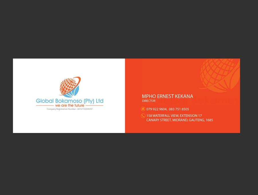 Kilpailutyö #17 kilpailussa Design a letterhead and business cards for a multi service company