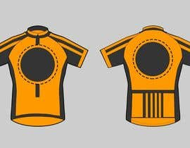 #21 for Design a Flagship Cycling Jersey af violetabalaz