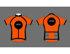 #18 for Design a Flagship Cycling Jersey af andrei215