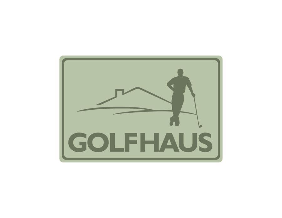 Bài tham dự cuộc thi #                                        2                                      cho                                         Design eines Logos for Golf Haus