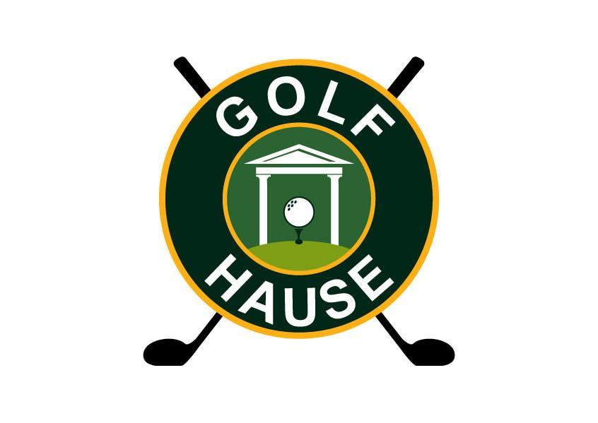 Bài tham dự cuộc thi #                                        10                                      cho                                         Design eines Logos for Golf Haus