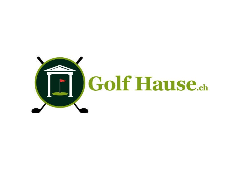 Entry 12 By Nole1 For Design Eines Logos For Golf Haus Freelancer