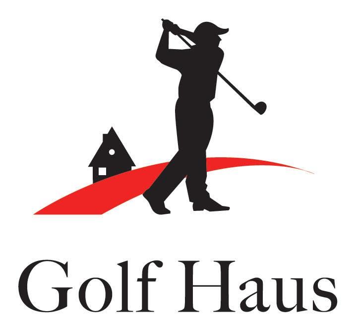 Bài tham dự cuộc thi #                                        16                                      cho                                         Design eines Logos for Golf Haus
