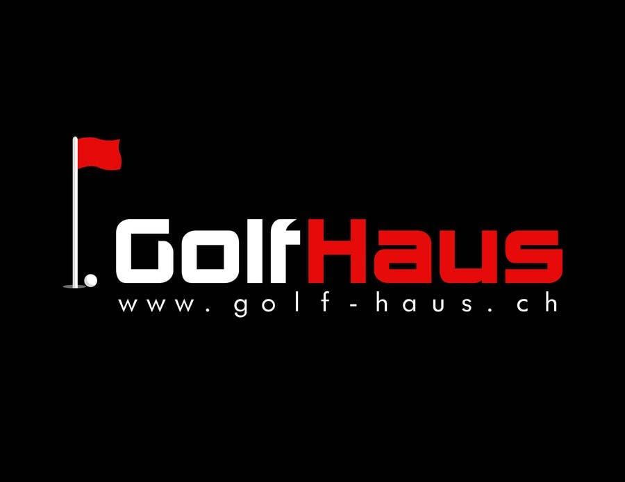 Bài tham dự cuộc thi #                                        15                                      cho                                         Design eines Logos for Golf Haus