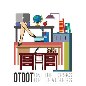 #16 cho Design a Logo for On the Desks of Teachers (OTDOT) bởi dzezva
