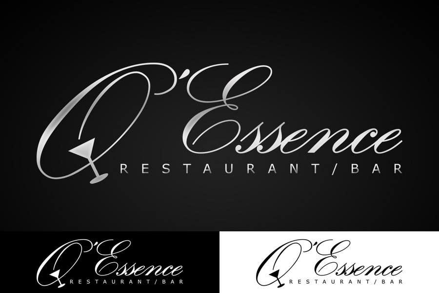 Contest Entry #473 for Logo Design for Q' Essence
