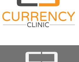 #69 para Design a Logo for Currency UK's Currency Clinic por captjake
