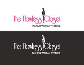 #52 untuk Design a Logo for The Flawless Closet oleh tramezzani