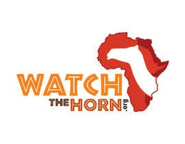 #38 for Create a logo for Watch the Horn af kshitijnarain