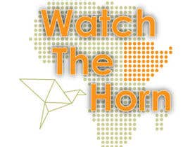 #29 for Create a logo for Watch the Horn by atomdomo