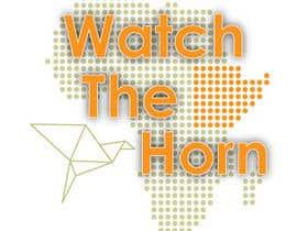 #29 untuk Create a logo for Watch the Horn oleh atomdomo