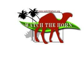 #39 for Create a logo for Watch the Horn af yavart