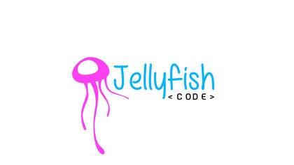#22 untuk Logo Design For Company Named 'Jellyfish Code' oleh johanfcb0690