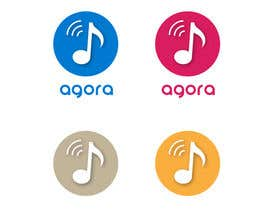#134 para Design a Logo for Agora por xalimorganx