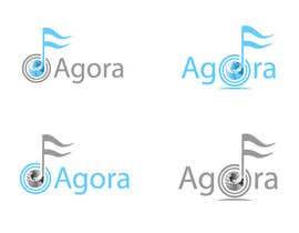 #106 para Design a Logo for Agora por asadraj10