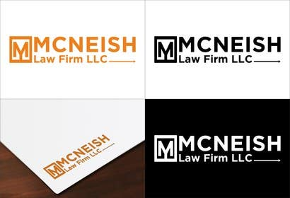 jayantiwork tarafından Design a Logo for McNeish Law Firm için no 65