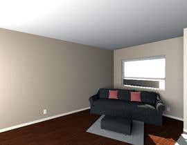 #17 para Re-draw floorplan to color 3D drawing por lentzarq