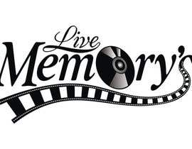 "infinityvash tarafından Design a Logo for my business called ""Live Memory's"" için no 53"