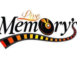 "infinityvash tarafından Design a Logo for my business called ""Live Memory's"" için no 54"