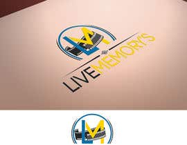 "ralfgwapo tarafından Design a Logo for my business called ""Live Memory's"" için no 44"