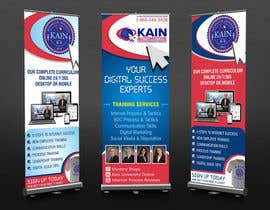 #26 untuk Design a Banner for use at our Booth at an Expo oleh adsis