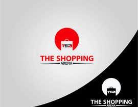 """Nro 99 kilpailuun Design a Logo for """" The Shopping Arena """" käyttäjältä aliesgraphics40"""