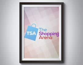 "#109 untuk Design a Logo for "" The Shopping Arena "" oleh djmalibiran"