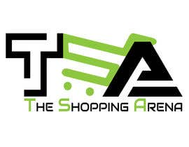 "#119 untuk Design a Logo for "" The Shopping Arena "" oleh hamzahafeez2000"