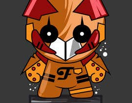 #13 for Design a cute robot character by secondsyndicate