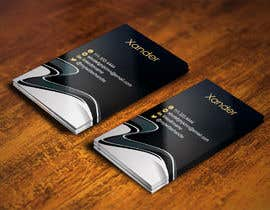 #26 for Business Card design for technology professional af IllusionG