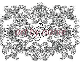 #10 para Illustrate 5 Original Spiritual Images (Line Illustration in Mendhi or Persian Vector Style or Similar) por nonie26