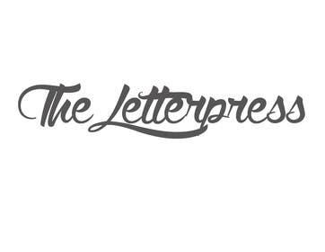 Nro 40 kilpailuun The Letterpress käyttäjältä eliascurtis