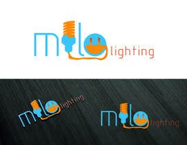 #73 para Design a Logo for Myle Lighting por airbrusheskid