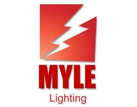 nº 55 pour Design a Logo for Myle Lighting par endrodimartin