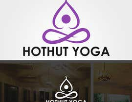 #34 for HotHut Yoga by shancreation24