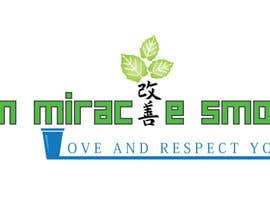 #18 para Design a Logo for Kaizen Miracle Smoothie por shomuk