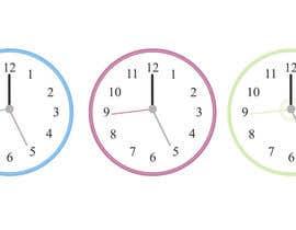 Nro 25 kilpailuun Design clock interfaces for windows desktop based clock käyttäjältä emonk17