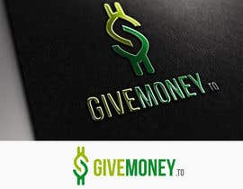 DigiMonkey tarafından Design a Logo for Givemoney.to için no 340