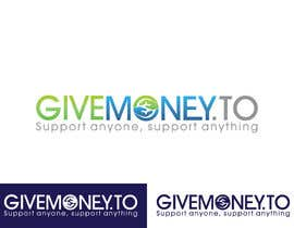 #174 para Design a Logo for Givemoney.to por winarto2012