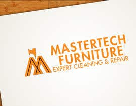 #58 untuk Design a Logo for MasterTech Furniture oleh babaprops