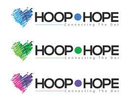 #122 for Design a Logo for Hoop·Hope af Mechaion