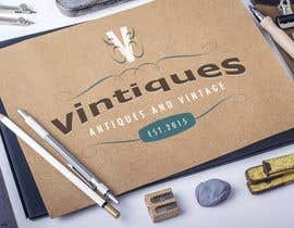 #102 for Design a Logo for vintiques af Gnaiber