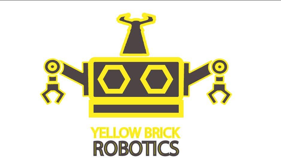 Inscrição nº                                         75                                      do Concurso para                                         Lego Robotics Business Logo Design Competition