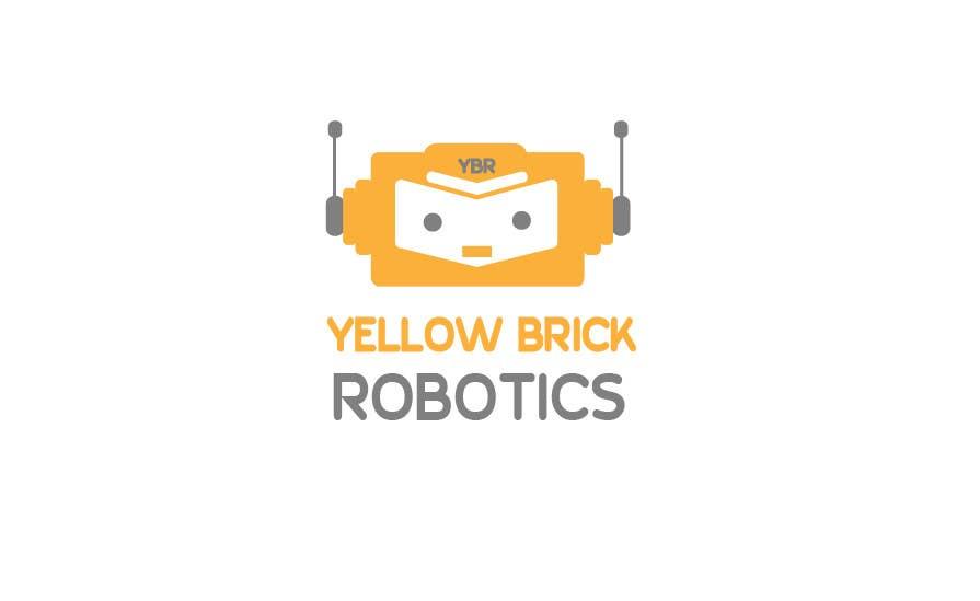Inscrição nº                                         107                                      do Concurso para                                         Lego Robotics Business Logo Design Competition