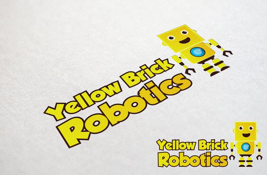 Inscrição nº                                         74                                      do Concurso para                                         Lego Robotics Business Logo Design Competition
