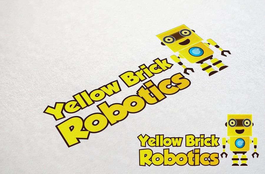 Inscrição nº                                         81                                      do Concurso para                                         Lego Robotics Business Logo Design Competition