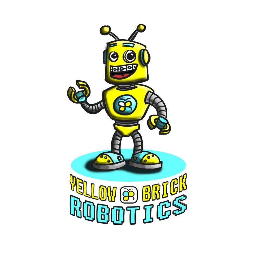 Inscrição nº                                         71                                      do Concurso para                                         Lego Robotics Business Logo Design Competition
